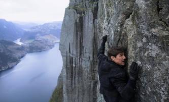 Mission: Impossible 7:  V norských horách vzniká další šílený kaskadérský kousek | Fandíme filmu