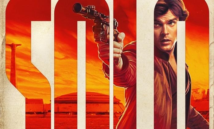 Solo: A Star Wars Story: Plakáty a 12 fotek | Fandíme filmu