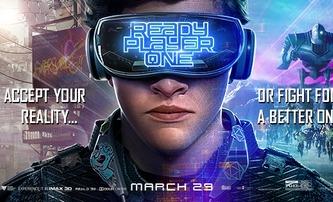 Ready Player One v epickém traileru | Fandíme filmu