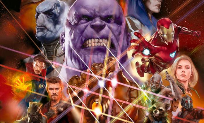 Avengers: Infinity War: Nové plakáty a kdy přijde další trailer | Fandíme filmu