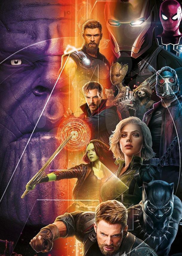 Avengers Infinity War Nové Plakáty A Kdy Přijde Další