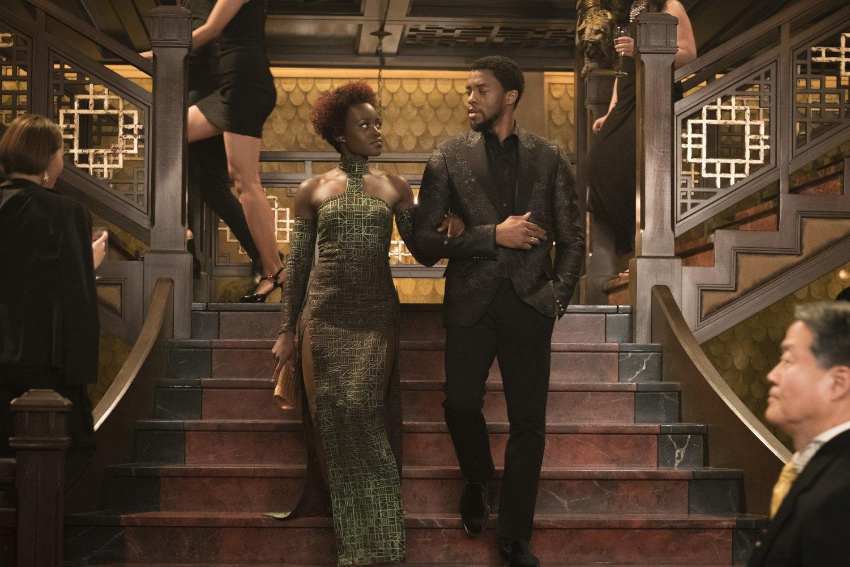 Box Office: Black Panther okamžitě v černých číslech   Fandíme filmu