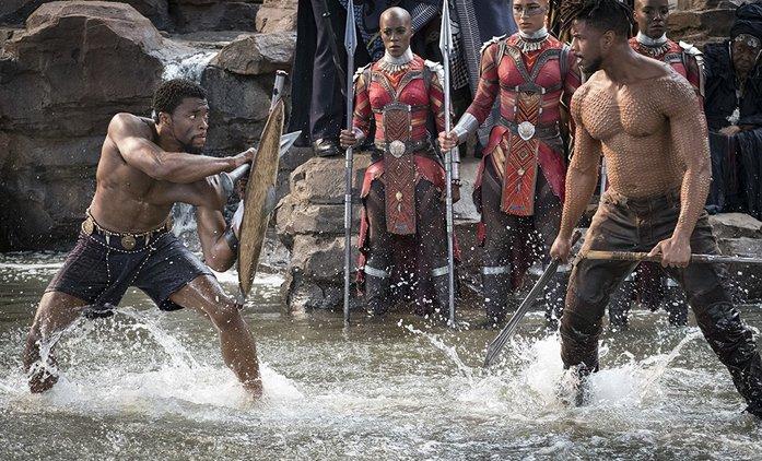 Black Panther 2: Šéf Marvelu se vyjádřil ke zvěstem o návratu Killmongera   Fandíme filmu