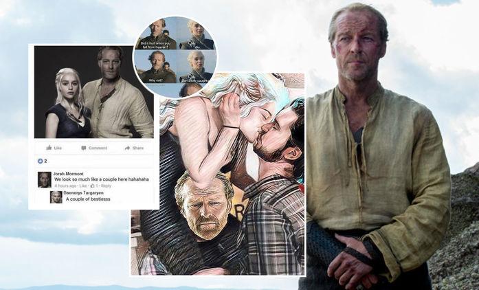 "Hra o trůny: ""Lord Friendzone"" Mormont je terčem posměchu | Fandíme seriálům"