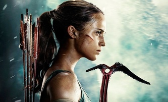 Tomb Raider: Laře Croft jde o život v prvním klipu | Fandíme filmu