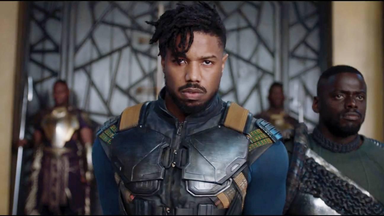 Black Panther: Michael B. Jordan se tak vžil do role, že potřeboval terapii | Fandíme filmu