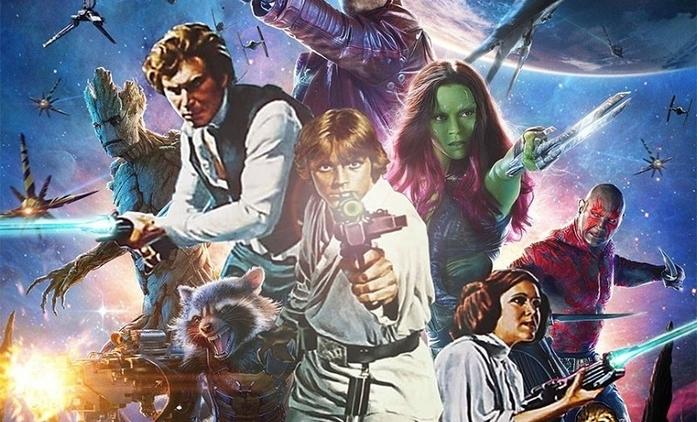 Strážci Galaxie 3: Luke Skywalker chce na palubu | Fandíme filmu
