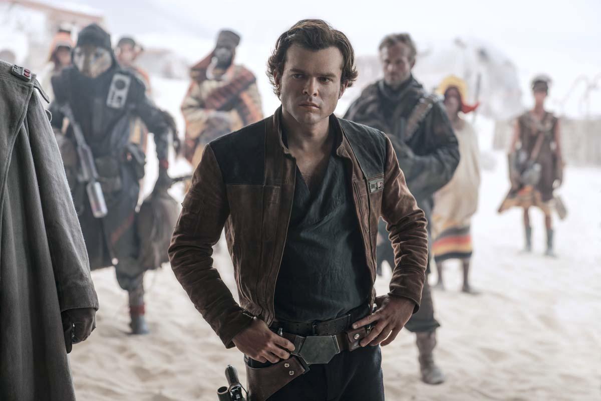 Solo: Příběh hvězdného pašeráka bez Harrisona Forda pokračovat nebude | Fandíme filmu