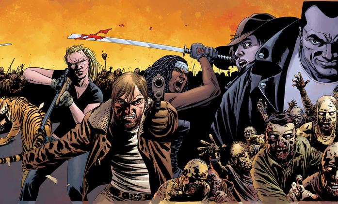 Živí mrtví: 5 důvodů, proč je komiks lepší než seriál | Fandíme seriálům