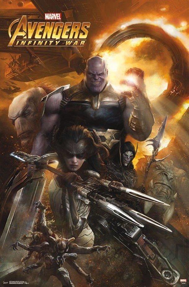 Avengers: Infinity War: Další záporák obsazen | Fandíme filmu