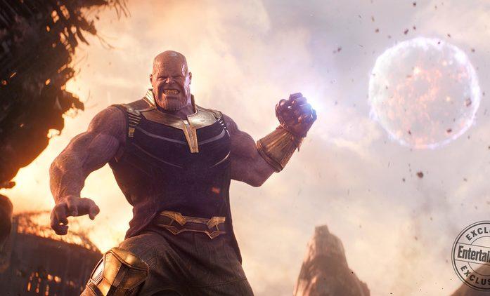 Avengers 3: Thanos hází měsíc + další novinky a fotky | Fandíme filmu