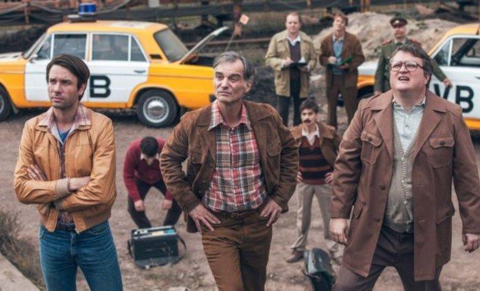 Český lev: Projev tvůrců nejlepšího seriálu reflektoval politiku   Fandíme seriálům