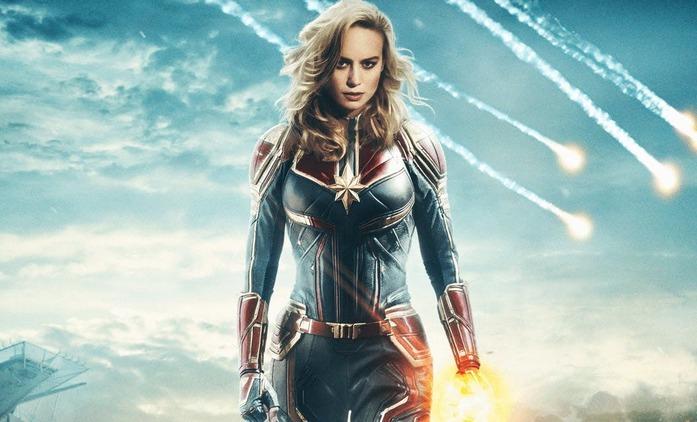 Captain Marvel, Marvel Studios