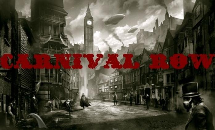 Carnival Row: Orlando Bloom poděkoval českému štábu | Fandíme seriálům