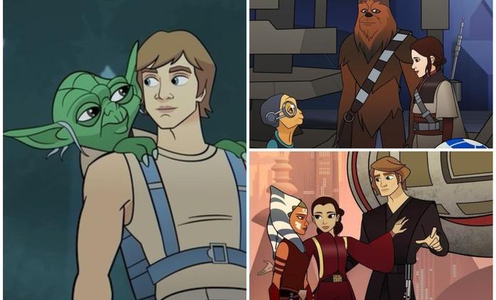 Star Wars: 3. sezóna se konečně zaměří i na mužské postavy | Fandíme seriálům
