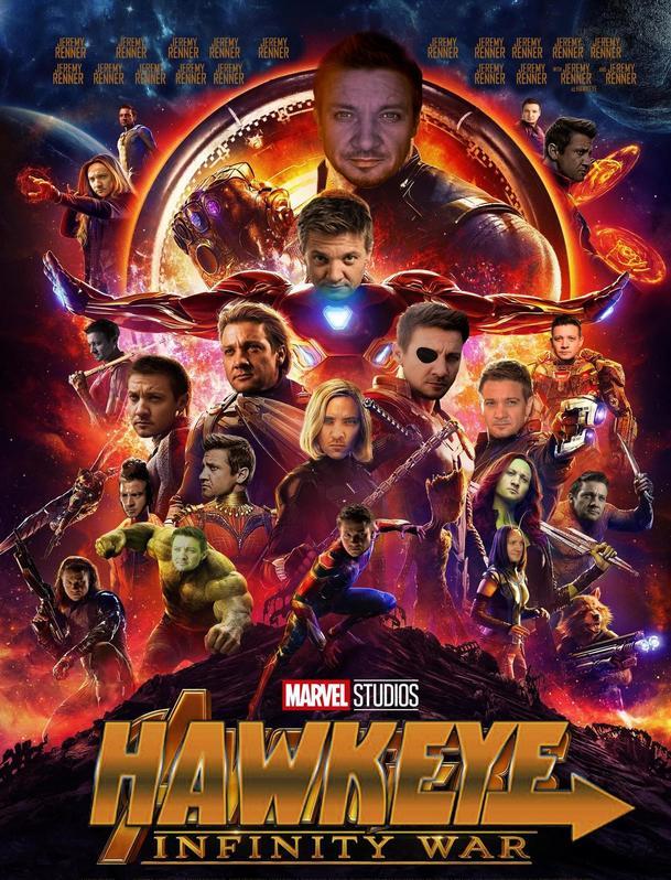 Avengers 3: Kam se poděl Hawkeye a kdo všechno chybí   Fandíme filmu