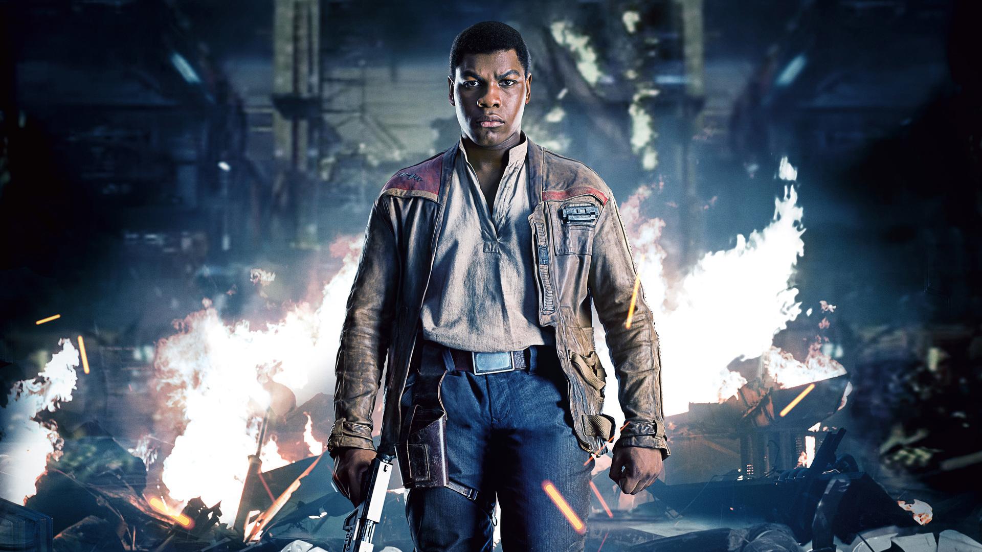 Star Wars IX: Podle Boyegy přijde celoplošná válka   Fandíme filmu