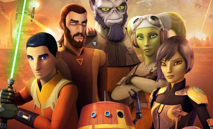 Recenze: Star Wars: Povstalci | Fandíme seriálům