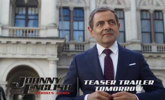 Johnny English 3: První teaser teď, trailer už zítra | Fandíme filmu