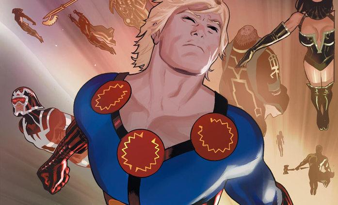 The Eternals: Příběh Thanosových předků má scenáristy   Fandíme filmu