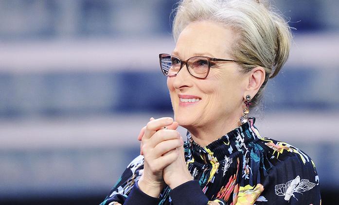 Sedmilhářky: První pohled na Meryl Streep | Fandíme seriálům