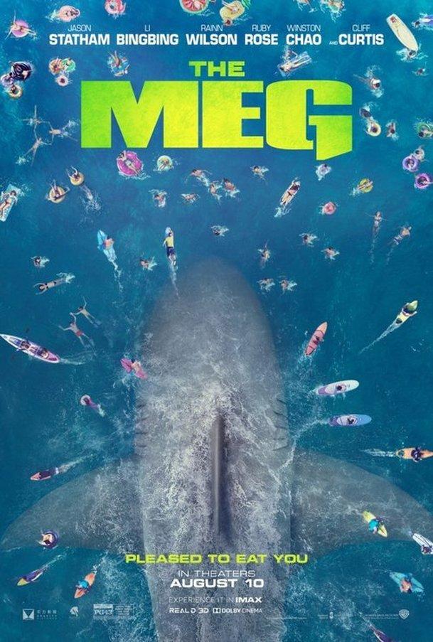 Meg: Monstrum z hlubin | Fandíme filmu