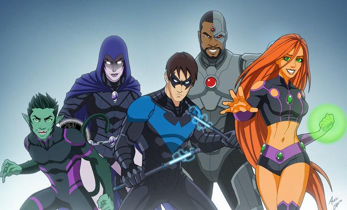 Titans: Celý tým na prvních fotkách z natáčení | Fandíme seriálům