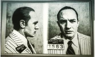 Fonzo: Tom Hardy a jeho ďábelská přeměna na fotkách   Fandíme filmu