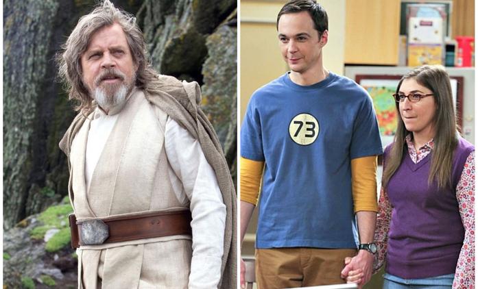 Teorie velkého třesku: Dojde k interakci s Lukem Skywalkerem?   Fandíme seriálům