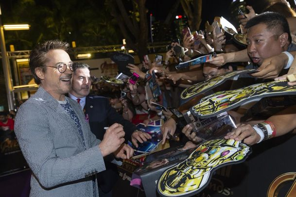 Avengers 4: Název filmu se jen tak nedozvíme | Fandíme filmu