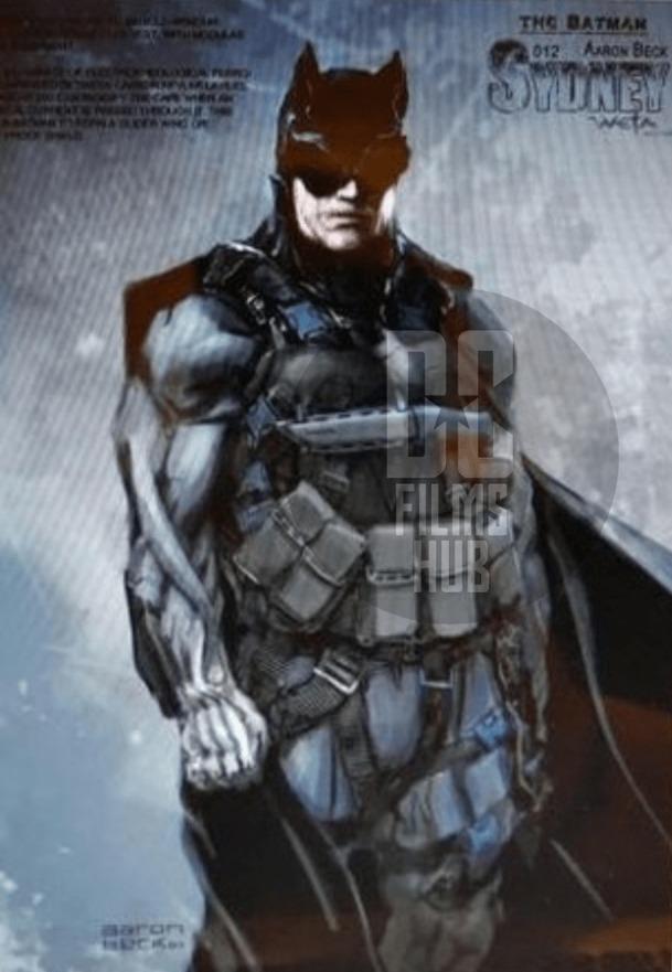 Justice League Mortal: Představujeme film, který nikdy nevznikl | Fandíme filmu