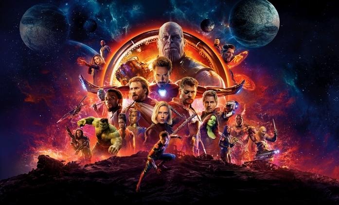 Recenze: Avengers: Infinity War | Fandíme filmu