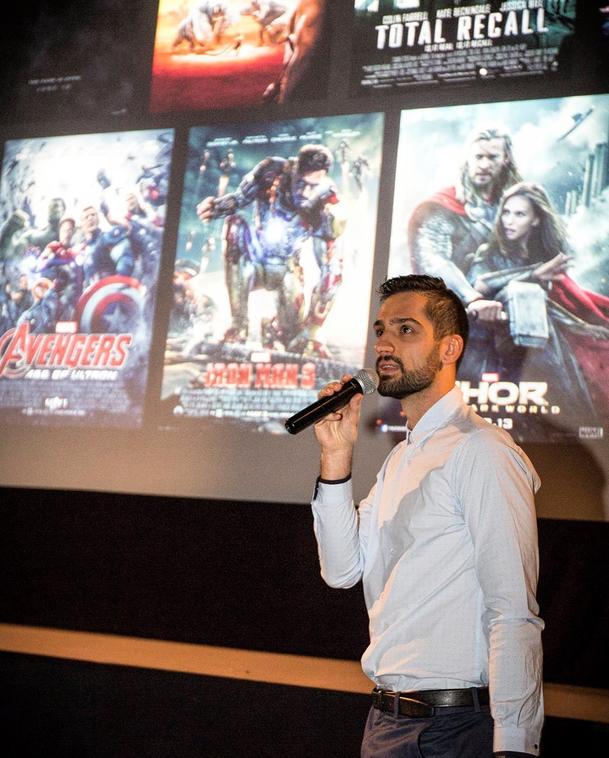 Rozhovor: Pavel Kacerle, Čech, který vykouzlil Avengers | Fandíme filmu