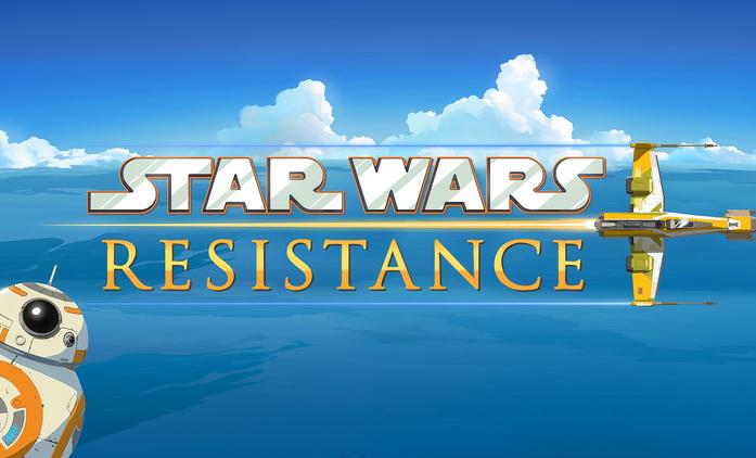 Nový seriál Star Wars: Resistance přijde nečekaně brzy   Fandíme seriálům