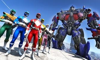 Power Rangers odkoupilo Hasbro. Potkají se s Transformers? | Fandíme filmu