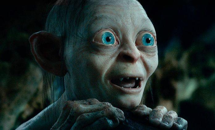 Andy Serkis, představitel Gluma, předčítá celého Hobita | Fandíme filmu