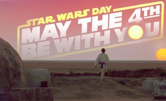 May the Fourth be with you! - Slavíme svátek Star Wars | Fandíme filmu