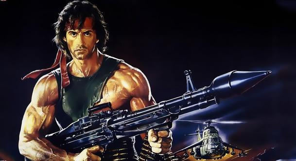 Rambo 5: Po letech ticha je znovu na cestě | Fandíme filmu