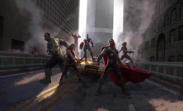 První Avengers málem měli dalšího padoucha a hrdinku, stvořili Thanose   Fandíme filmu