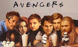Nejšílenější teorie o Avengers: Jsou Přátelé ve stejném vesmíru? | Fandíme filmu