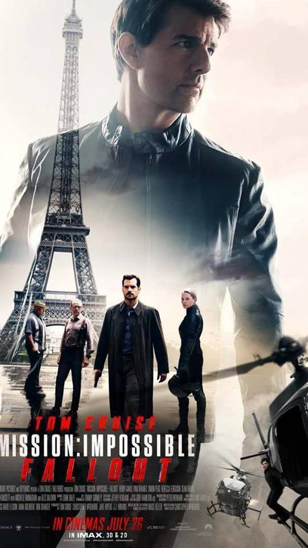 Mission: Impossible 6   Fandíme filmu