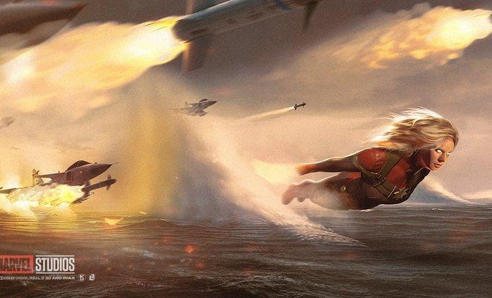 Captain Marvel slibuje skutečně originální příběh hrdinského zrodu | Fandíme filmu