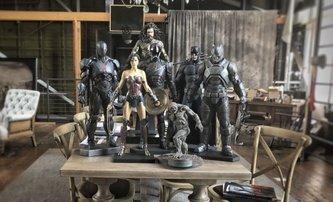 Justice League: Cavill o přetáčkách, Snyder odhaluje | Fandíme filmu