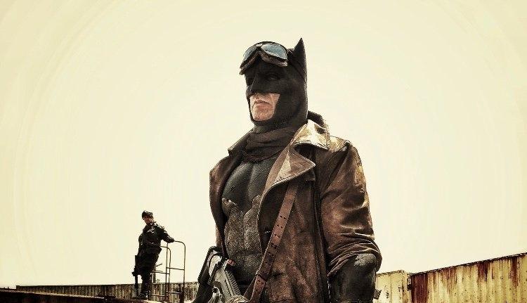 Batman v Superman: Co dělal Batman v temné budoucnosti   Fandíme filmu
