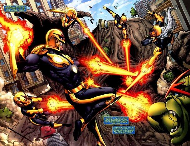 Nova se měl objevit už v Avengers: Endgame, chystá se samostatný film   Fandíme filmu