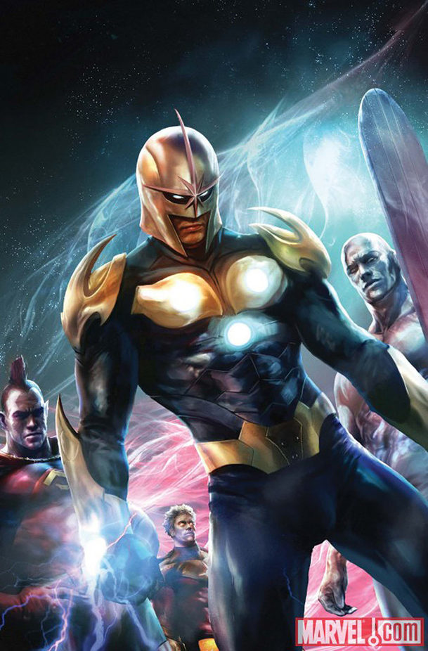 Nova se měl objevit už v Avengers: Endgame, chystá se samostatný film | Fandíme filmu