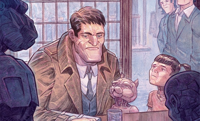 Analog: Režisér trilogie Johna Wicka má spadeno na další komiks   Fandíme filmu