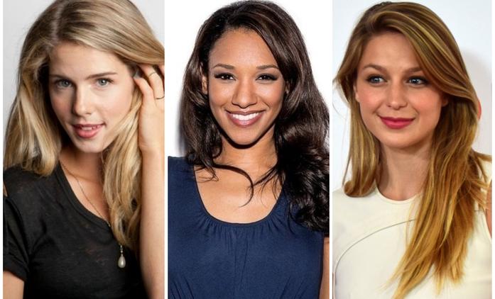 Žebříček TOP 5 nejkrásnějších žen světa Arrowverse | Fandíme seriálům