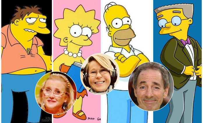 TOP 5 herců, kteří mluví postavy ze seriálu Simpsonovi | Fandíme seriálům