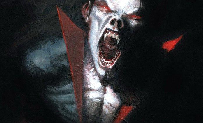 Morbius: Upír Jared Leto se schovává na první fotce ze zákulisí a nové herecké posily | Fandíme filmu